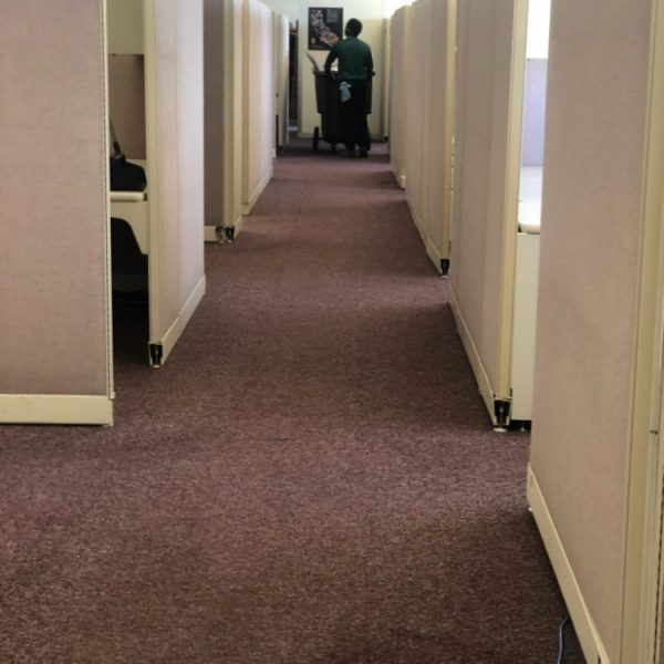 commercial floor cleaning in Sacramento, CA
